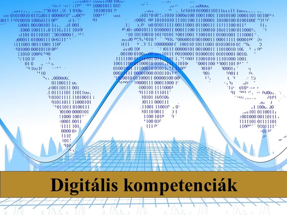 Digitális kompetenciák